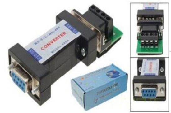 RS232 to RS485 Converter Adapter